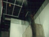 Kitchen Exhaust hood with Welded Duct